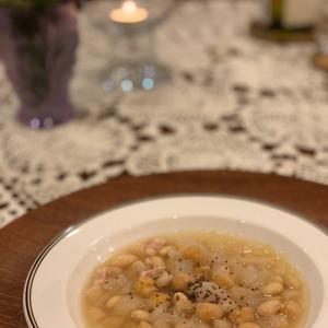 木曜日の豆スープ