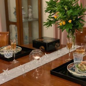 七夕の食卓