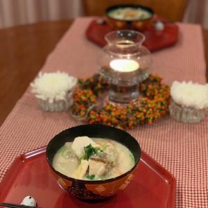 リセットスープの日〜鮭の粕汁〜