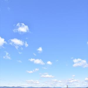 浜名湖ガーデンパーク!(空と海)