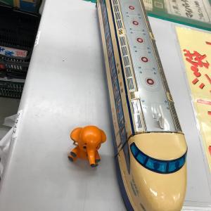 リサイクルショップ揖斐大野 レトロ新幹線