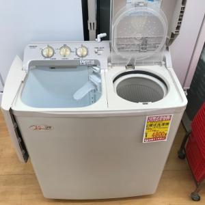 可児市リサイクルショップ 2層式洗濯機入荷しました