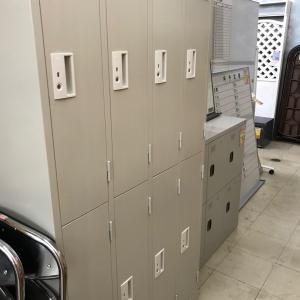 大垣市リサイクルショップ  スチールロッカー入庫