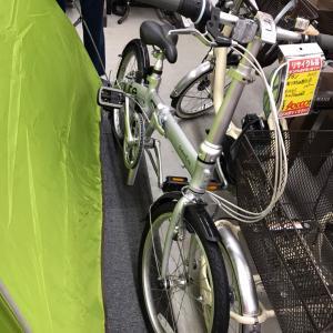 リサイクルショップ揖斐大野 ダホン折りたたみ自転車