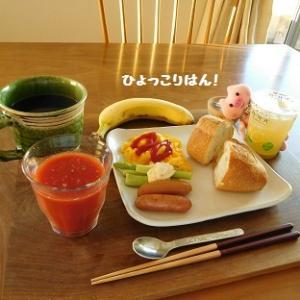 おはよう(*^。^*)