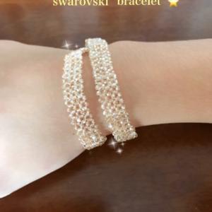 ☆☆swarovski bracelet☆☆