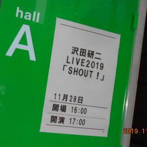 「ライブドタキャン騒動から一年。沢田研二 ツアー2019『SHOUT!』東京公演」S6535