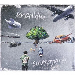 「本日入荷予定 12.2発売 Mr.Children『SOUNDTRACKS』」S7575