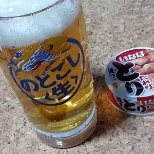 「4日ぶりのビール。案の定、美味しくないいんだから、止めておけばいいのに、なう。」S8427