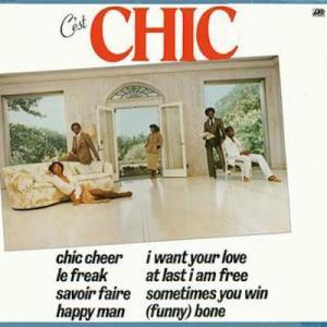 20歳になる年の秋の初め。ずいぶんと年齢の離れた腹ちがいの兄がBlack NikkaとC'est ChicのLPレコードを持って私の下宿にやってきた。