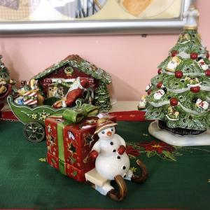 クリスマス ヴィレロイ&ボッホ