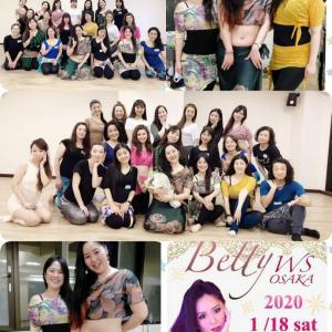 BettyさんWS@大阪