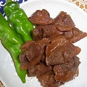 砂肝生姜煮