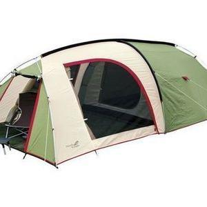 テントで悩む。