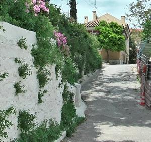 アクロポリス周辺の散歩