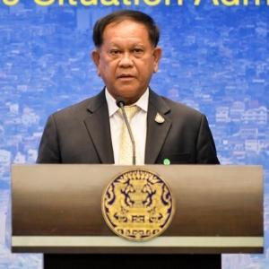 タイ、8月末まで非常事態宣言延長