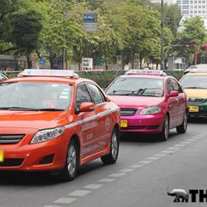 タクシー車両を盗んだ乗客を逮捕、「運転手のトイレが長かったから盗んだ」