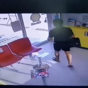 2歳少女のタブレットを盗んだ38歳の男を逮捕