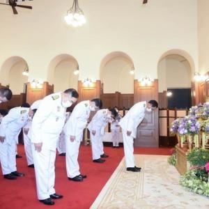 タイのシリントン王女が転倒負傷、公務2カ月取り止め