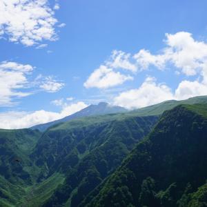 鳥海山 2,236m