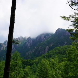 瑞牆山 2,230m