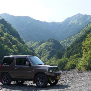 山伏岳 西日影沢ルート 2,013m