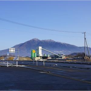 筑波山 877m