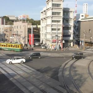 鹿児島・熊本市電に乗り撮り