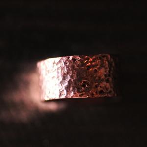 銅管でリング!
