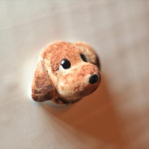 紙粘土でかわいい動物達。ー今回はトイプードルです!