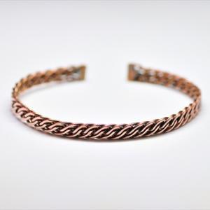 Copper wire bangle!