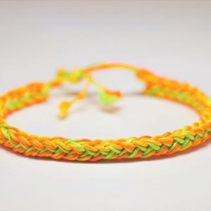 Braid  Bracelet。カラフル!