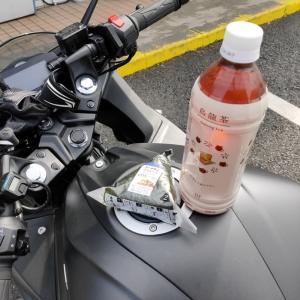 【バイク】久しぶりのツーリングと慣らし終わり