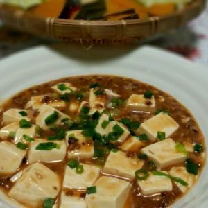 たかきび麻婆豆腐
