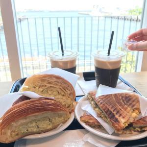 久しぶりすぎる友達とのランチは海の見えるカフェ「ZEBRA」へ
