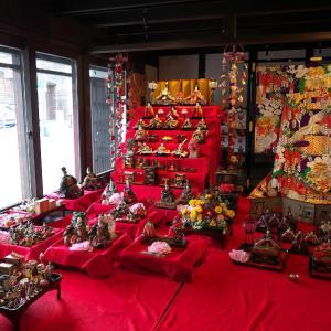 盛岡町家 旧暦の雛祭り
