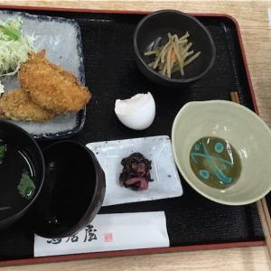 広島宮島旅行での食事