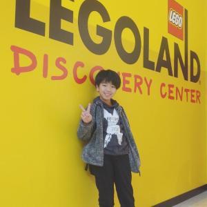 久々のレゴランド大阪&レゴ作品⭐