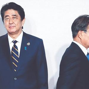 共同どーすんのこれ w【韓国】 「安倍政権、日本企業の資産を現金化なら同じ金額で韓国に報復検討」