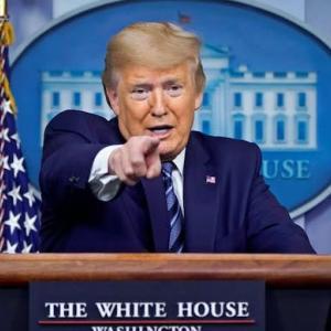トランプ大統領、ティックトックの利用禁止表明