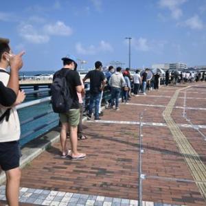 リベラルが検査検査にこだわるの、バカだからで>沖縄県は一室も確保してなかった。予想外・・・検査に市民が殺到「待つ間も3密」打ち切りに