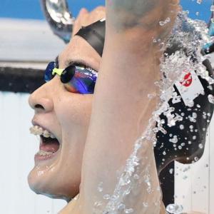 大橋悠依、金メダル 競泳女子200M個人メドレー金メダルを獲得!400メートル個人メドレーとの二冠を達成!女子初の2冠達成!