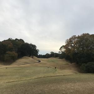 九州ゴルフ倶楽部 小岱山コース (20191207)