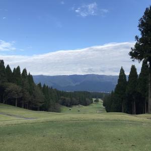 阿蘇グランビィリオ西コース (20201018)