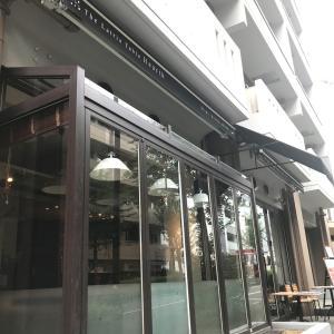 水曜日はプチデザート付き♡恵比寿ハースでランチ^_−☆