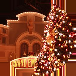 どうする!?雨の1日目。シーとランド、アンバサダーホテルの室内など〜東京都民でディズニー偏差値低めな夫婦が子供を連れて、ディズニーアンバサダーホテルに泊まって、クリスマスシーズンの東京ディズニーリゾートに行ったレポ(4-2)