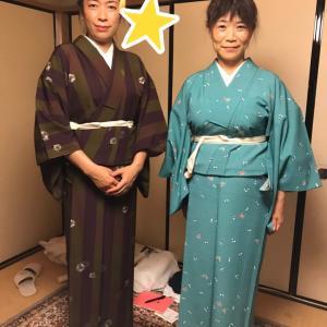 3ヶ月ぶりの京都でのレッスン