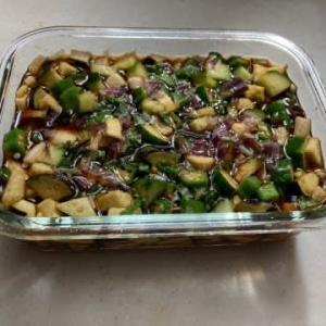毎日食べてしまう野菜たくさん万能タレ