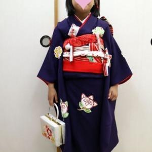Mちゃん7歳のお祝い準備・お誂えの着物