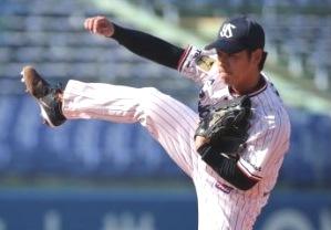 今季の小川投手は、そう簡単に崩れません! 開幕は任せたぜ!